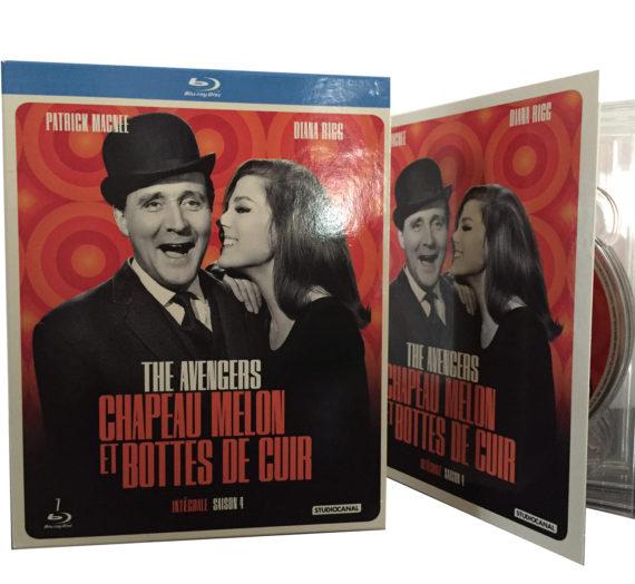 Chapeau Melon et bottes de cuir saison 4 (Blu-ray) (5/5)