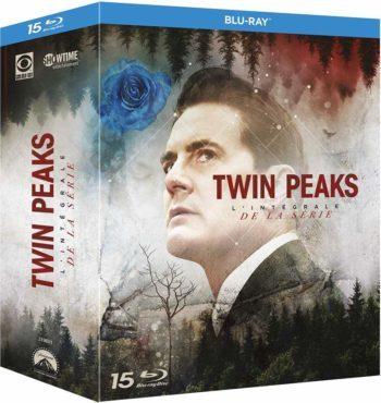 L'intégrale Twin Peaks en Blu-ray et DVD est dispo !