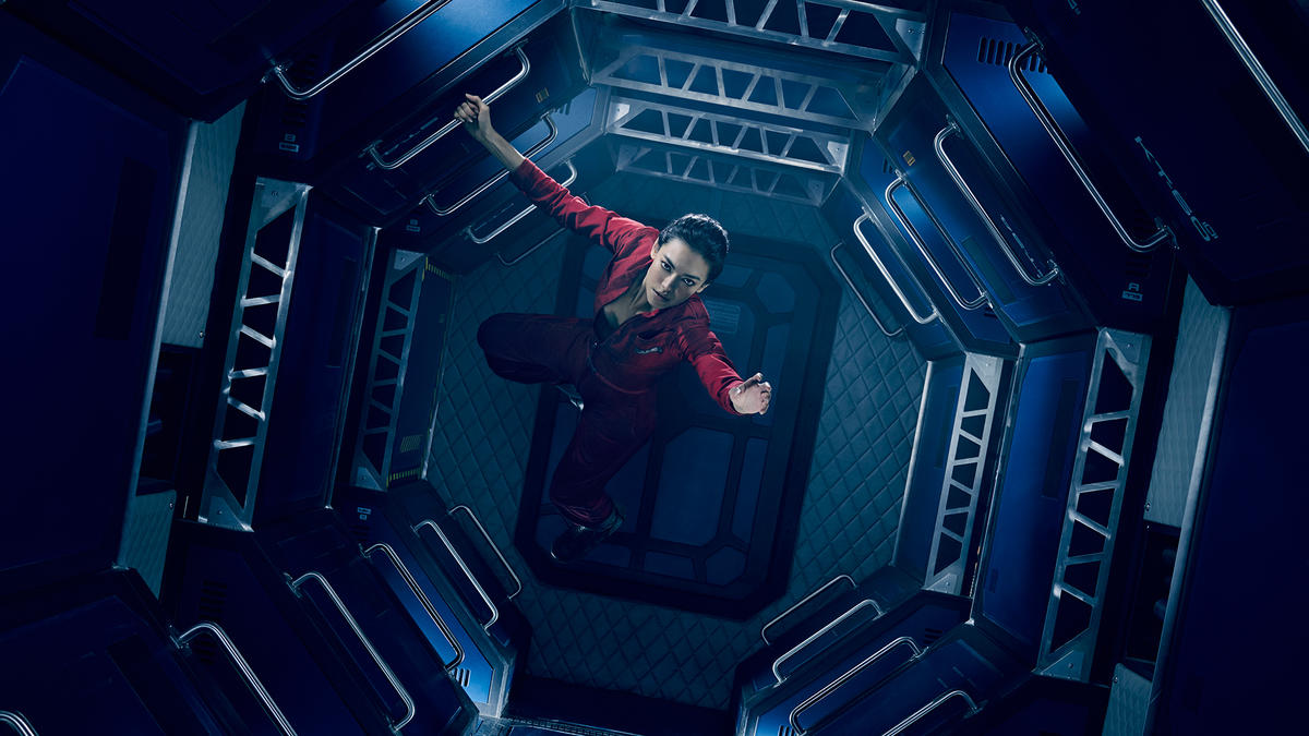 The Expanse (Saison 1, 14/12/15, Syfy US)