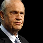 Bye bye Fred Dalton Thompson
