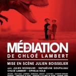 Ophelia Kolb au théâtre avec Julien Boisselier !