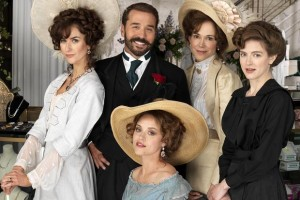 Mr Selfridge (saison 1, 22/01/16, Chérie 25, 20h55)