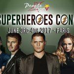 Fans de séries et de super-héros, découvrez Super Heroes Con III