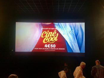Ciné-Cool : le ciné à petit prix pour une rentrée agréable & ensoleillée !