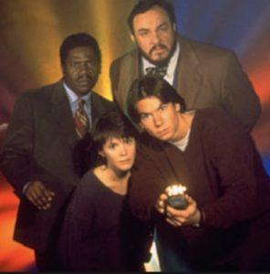 Le quatuor originel de Sliders © SyFy/Fox/M6