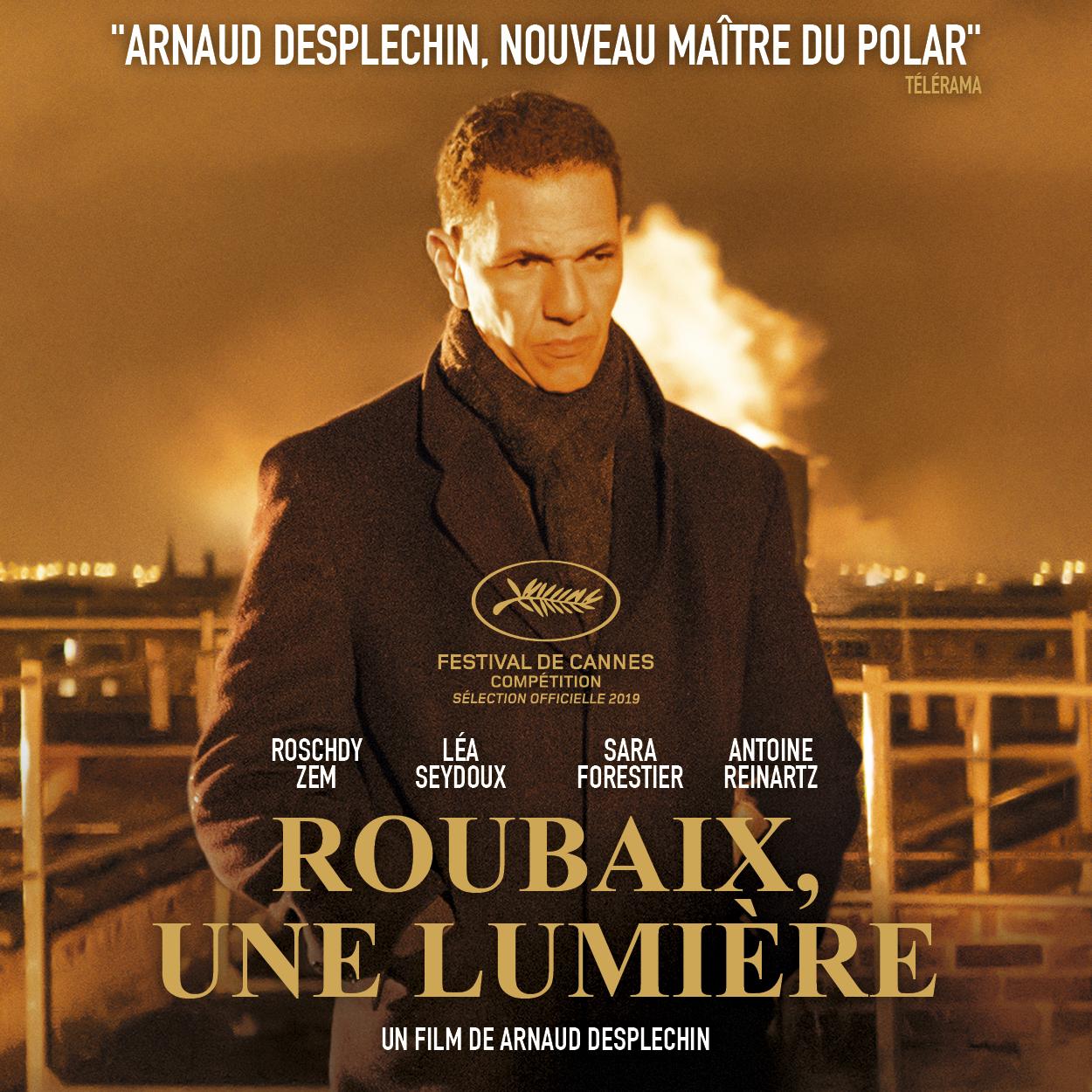 Roubaix, une lumière, polar social bien sombre et longuet, au casting bluffant (2/5)