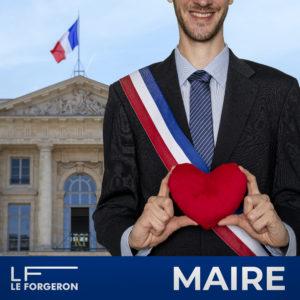 Maire - Le Forgeron