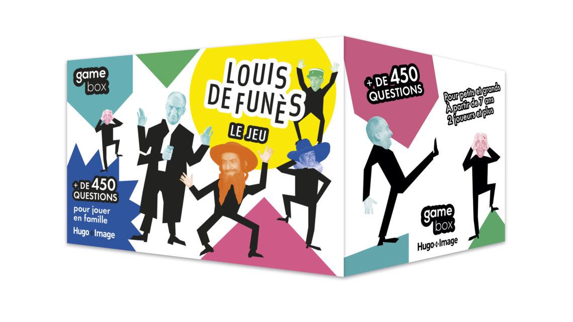 Gagnez vos Game Box Agents secrets à l'écran & Louis de Funès pour Noël !