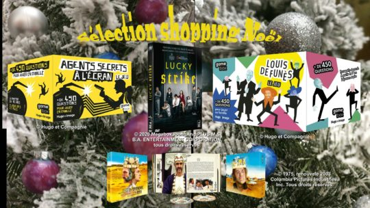 Sélection shopping de Noël
